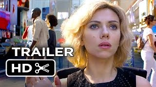 Lucy TRAILER 1 (2014) - Luc Besson, Scarlett Johansson Movie HD
