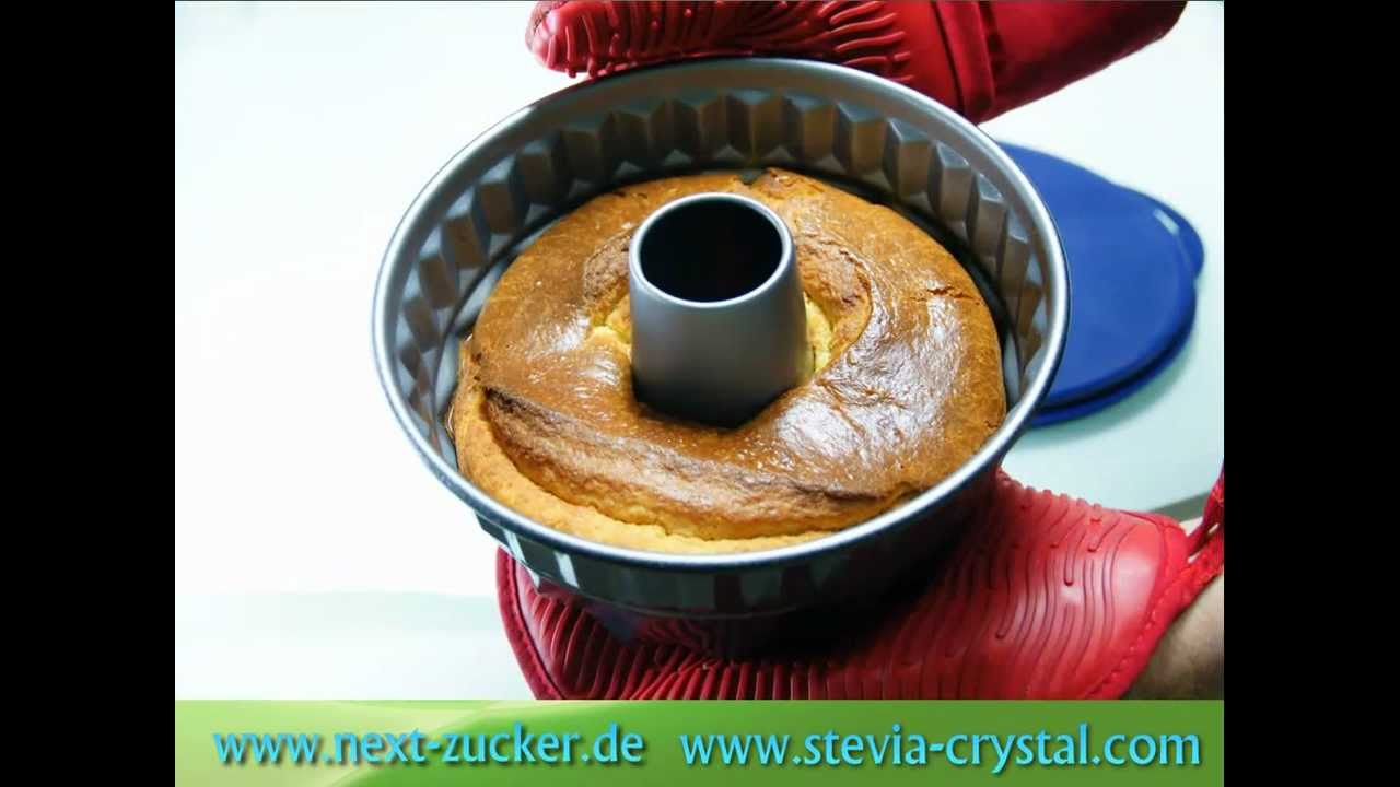 zitronenkuchen mit stevia backs e selbst backen doovi. Black Bedroom Furniture Sets. Home Design Ideas