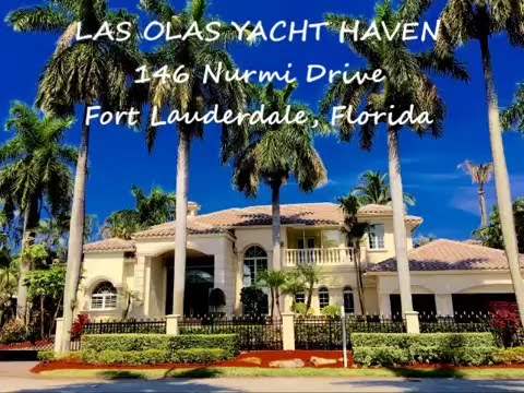 Waterfront Estate Las Olas