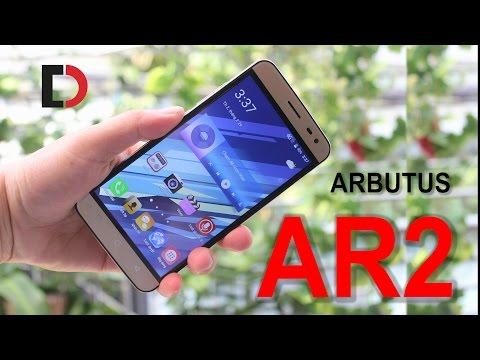 ARBUTUS AR2 Mở hộp & Đánh giá - Cảm biến vân tay, 4G, Giá rẻ