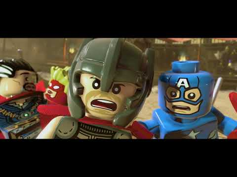 LEGO Marvel Super Heroes 2 - Video