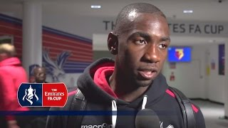 Bolasie & Wickham reflect on Crystal Palace 2-1 Watford - 2015/16 FA Cup Semi-Final | FATV News
