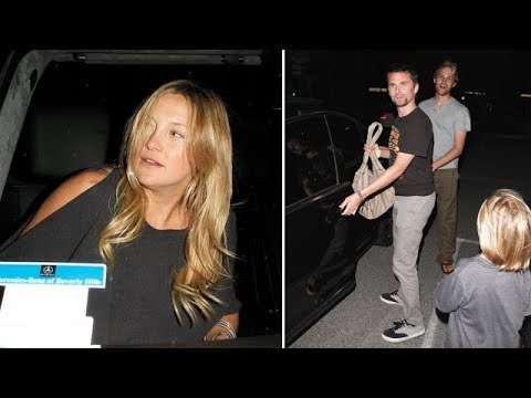 Unprovoked, Kate Hudson's Brother Wyatt Spits In Paparazzo's Face 2011