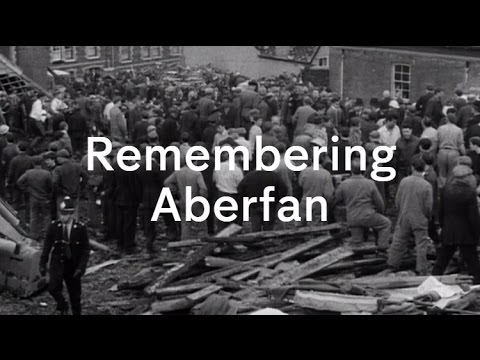 Aberfan: 50 years since disaster wiped out a generation