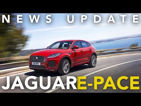 2018 Jaguar E-Pace, Tesla Model 3, Audi A8, Aston Martin Valkyrie and More: Weekly News Roundup