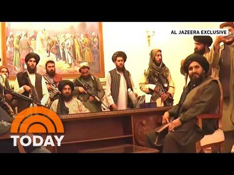 Taliban Controls Kabul Amid US Evacuation From Afghanistan