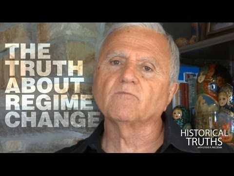 The Truth About Regime Change