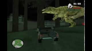 Cj Goes To Jurassic Park