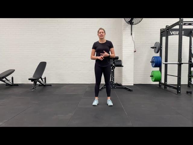Split Squat & Lunge