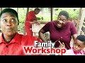 "New Hit Movie ""Family Workshop"" Season 1&2 - Mercy Johnson 2019 Latest Nigerian Nollywood Movie"