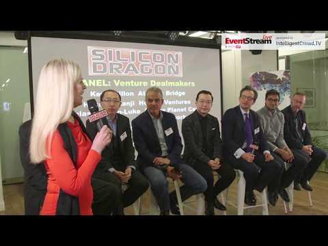 Silicon Dragon London 2018: Venture Dealmakers