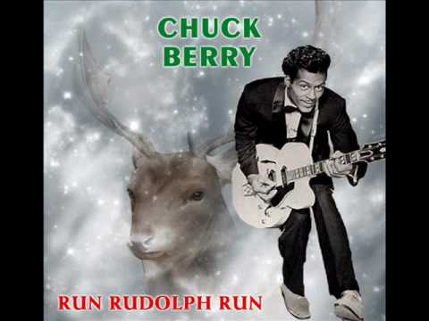Chuck Berry  Run Rudolph Run 1958