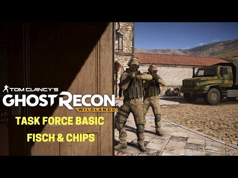 Task Force Basic: Part 2: Fisch & Chips (Room & Street Clearing)