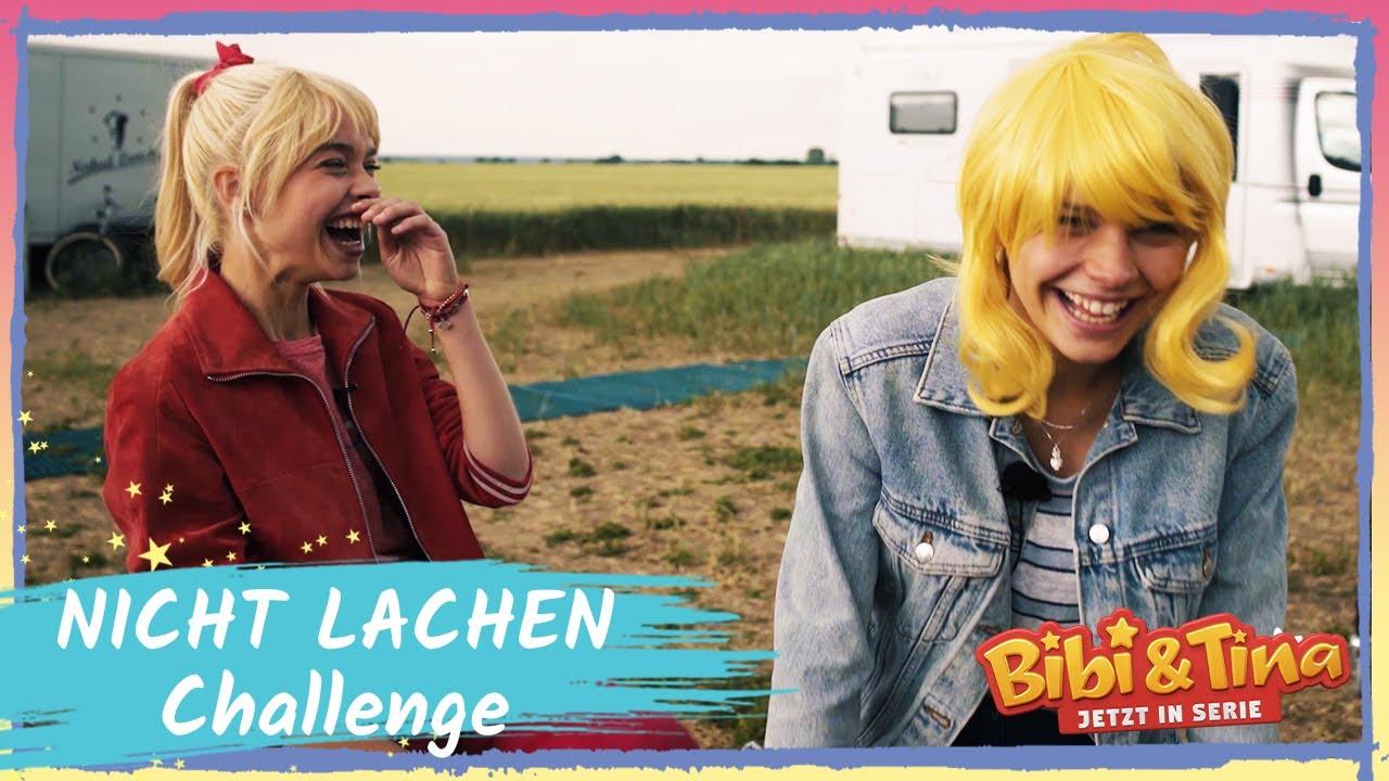 Download Bibi & Tina - Die Serie   NICHT LACHEN - Challenge
