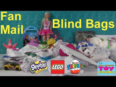 December Fan Mail Part Two | Homemade Blind Bags Opening | PSToyReviews