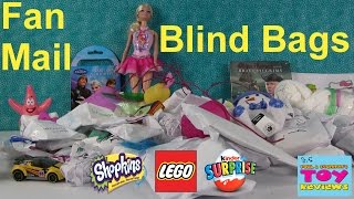 december fan mail part two   homemade blind bags opening   pstoyreviews