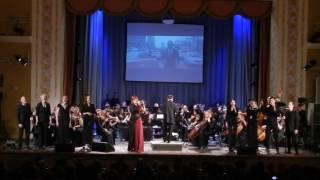 Симфонический оркестр & Пуаре - SkyFall (Adele cover)