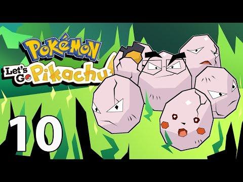 Northernlion Plays: Pokemon: Let's Go Pikachu [Episode 10] (Twitch VOD)