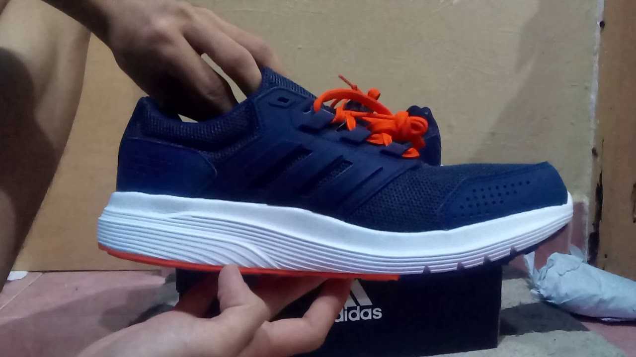 Adidas galaxy 4 mens YouTube