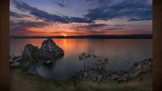 Ольхон - сакральное сердце Байкала (Olkhon - sacred heart of lake Baikal)