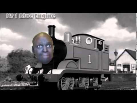 100% nigga (gangsta rap) ft.Thomas the Tank Engine