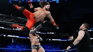 Ups & Downs From Last Night's WWE SmackDown (Dec 19)
