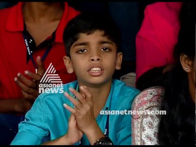 International Children's Film Festival of Kerala inaugurated by CM Pipnarayi Vijayan