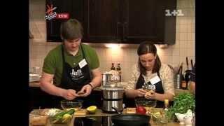 Кулинарные курсы с Юлией Высоцкой - Сезон 2 Выпуск 8