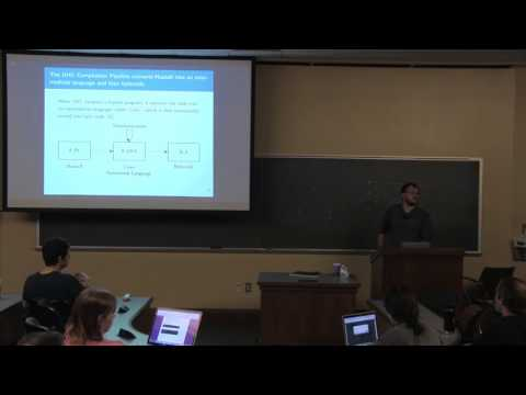 Ryan Orendorff - Deforestation and Program Fusion - λC 2017