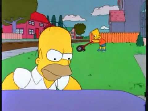 Bart Simpson Deep Deep Trouble Music