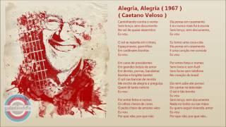 Baixar Alegria, Alegria / 1967 ( Caetano Veloso )
