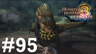 Monster Hunter 3 Ultimate - Online Quests -- Part 95: An Ominous Cry