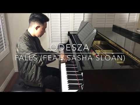 Odesza - Falls (feat. Sasha Sloan) Piano Cover