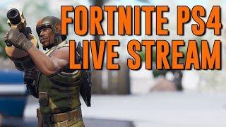 Fortnite PS4 Live Stream | 1,500+ Wins | 35,000 Kills