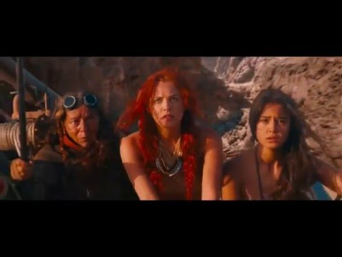 Mad Max Fury Road ~ Savages ft.  Alice Cooper ~ Theory of a Deadman