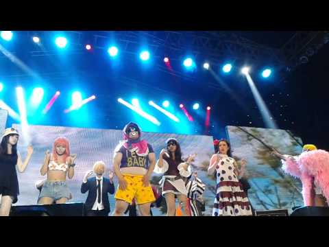 Cosplay Musical One Piece Chapter Dressrosa