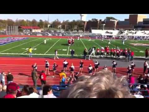 Shippensburg's marching band. The Horse