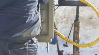 В Уфе у знаменитого недостроя замечено бурильное устройство