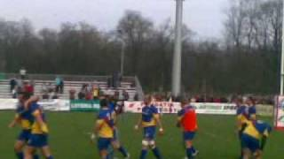 Rugby - Romania 48-3 Spania - European Nations Cup