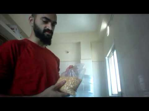 Organic nutritional high fiber diet & happy life