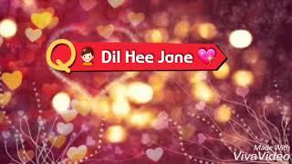 Baki Nahi Kuch Par Dil Na Maane Song/ The Xpose/Whatsapp Status/best hindi whatsapp song status