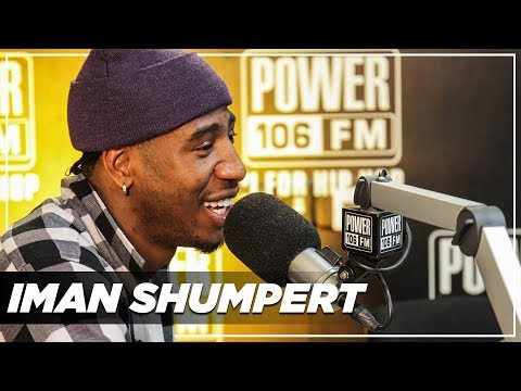 Iman Shumpert - Getting Curved by Teyana Taylor, Making Angry Music, Ye's New Album and more!