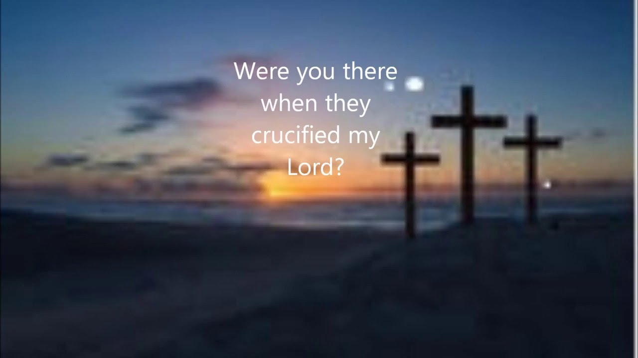 The Cross Hd Wallpaper Were You There When They Crucified My Lord Lent Best