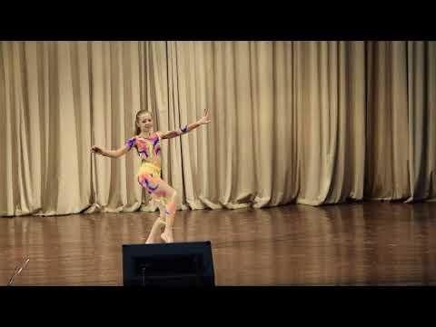 "Kovalenko Anastasia New Year concert of the Oriental Dance School ""Royal Dance"", 27 December 2017"
