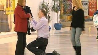 Wedding Proposal Gone Wrong
