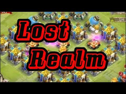Castle Clash Update 1.2.61 Lost Realm Survivor's Guide Episode 1: Get A Tank