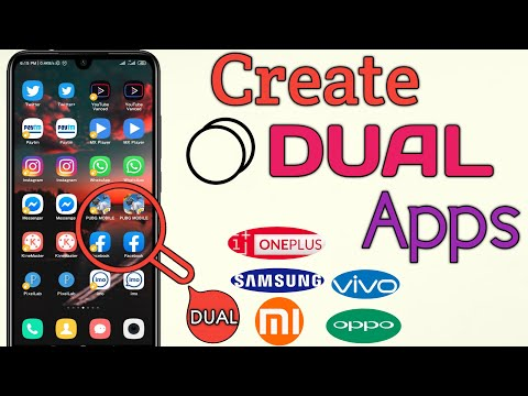 How To Create DUAL Apps On Android | Use Multiple Account On Any Phone