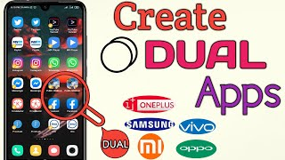 How to Create DUAL Apps On Android | Use Multiple Account On Any Phone screenshot 3