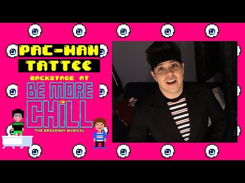 Episode 4: Pac-Man Tattoo: Backstage At BE MORE CHILL With George Salazar