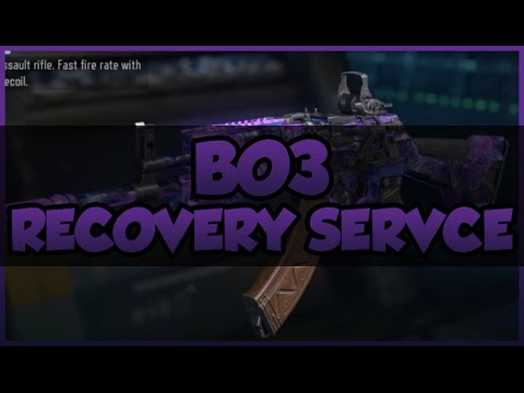 Black Ops 3 - CHEAP RECOVERY SERVICE (COD BO3)